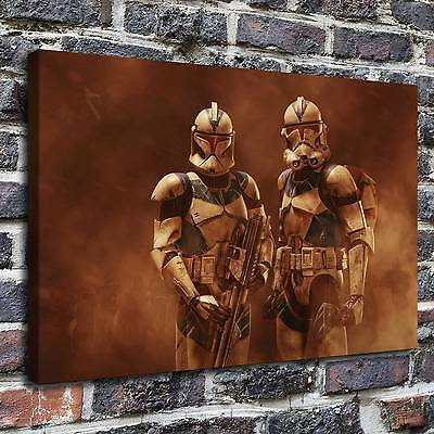 Star Wars movie Paintings HD Print on Canvas Home Decor Wall Art Pictures