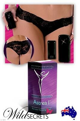 NEW California Exotic Remote Controlled Vibrating Panties, Sex Toy, Wild Secrets
