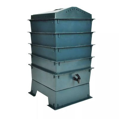 Worm Factory 4 Tray Worm Composter Garden Composting