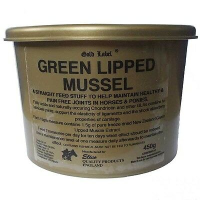 Gold Label Green Lipped Mussel 450G Joint Support,arthritis, Worldwide Ship