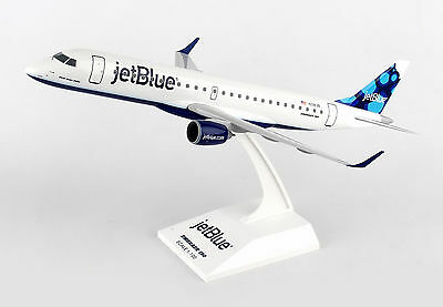 SkyMarks JetBlue Airways Embraer E190 Blueberries SKR851 1/100 Reg# N318JB, New