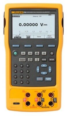 Fluke 753 Documenting Process Calibrator With DPC/TRACK software.