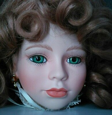 Alberon Sophie collectable porcelain doll