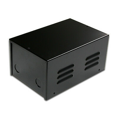 """ST484 7.5"""" Electronic Electrical Metal Box Enclosure Case Project Box"""