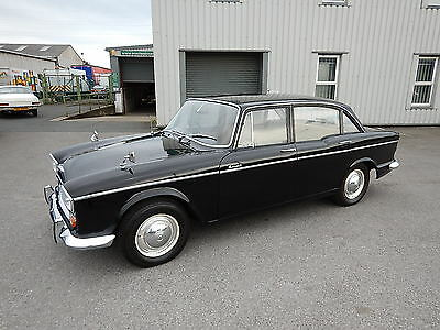 1964 HUMBER HAWK Series lV Saloon ~ Manual with Overdrive