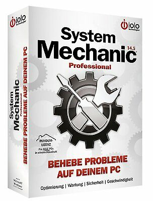 IOLO System Mechanic Professional 14.5 ESD / Download Version EAN 4023126117687