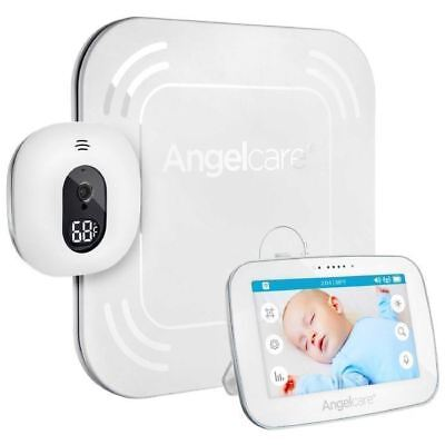 Angelcare AC517 Sound, Video & Movement Baby Monitor