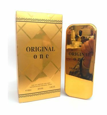 Colonia Original One Perfume Fragancia Hombre Eau De Toilette Fragrance 100Ml