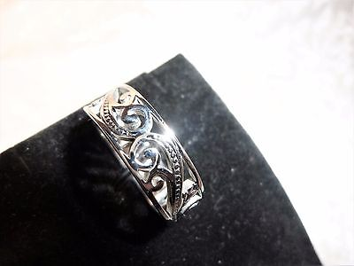Steel Ring Size US 11