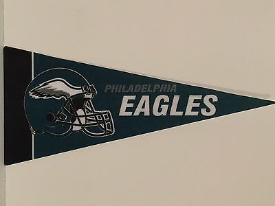 NFL Philadelphia Eagles Mini Felt Pennant by RICO Industries