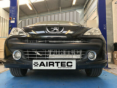 ***NEW ***AIRTEC Peugeot 207 GTI V2 Front Mount Intercooler FMIC Upgrade