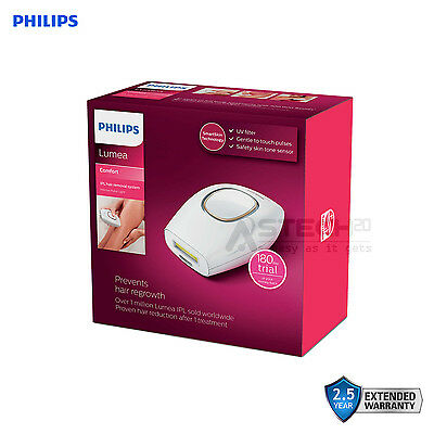 Philips Lumea Comfort IPL Hair Removal System SC1981/50 (Open Box)