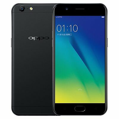 OPPO  A57M  A57 4G LTE Black 32GB Unlocked Mobile Phone