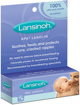 Lansinoh Lanolin Nipple Cream - 15g