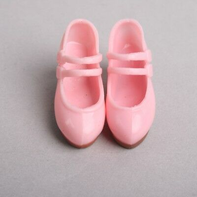 """[wamami] For 12"""" Neo Blythe doll Takara doll Trend Pink Flat Shoes"""