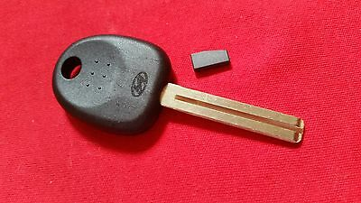 Kia Picanto Sorento Creed Transponder Key Fob & Chip Kia7T14 Key Blade Id46 Chip