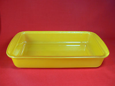Vintage 1950's-60's AGEE PYREX Buttercup Baking Dish, Made in Australia, RETRO
