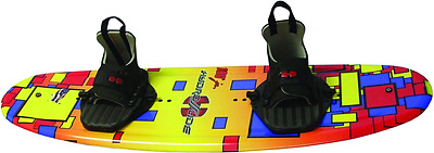 Hydroslide Jr Wakeboard with Boot FREE!! ROPE & FREE SHIPPING