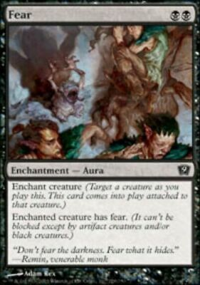 Magic Card 9ED 9th Edition 4x MTG: Coercion Black Commmon