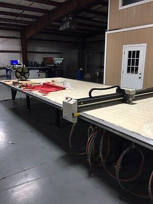 Gerber DCS 2500 8X24 this system is mint thats 96 inches of cutting width by 24'