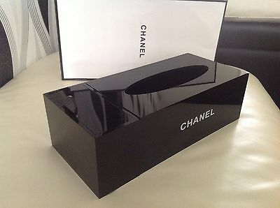 Chanel Tissue Box Organiser