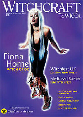 Witchcraft & Wicca Magazine Issue 5