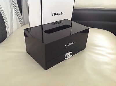 Chanel Tissue Make Up Box