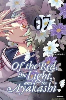 Of the Red the Light and the Ayakashi 9780316471718 HaccaWorks  Nanao Paperback