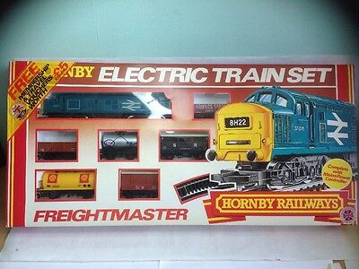 Hornby R578 'freightmaster' Train Set ~Vnm~