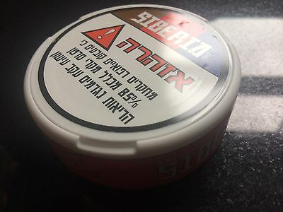 Siberia Strong Spearmint Snus - Stop Smoking Aid