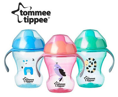 Tommee Tippee Training Sippee Cup Removable easy-grip handles 230 ml 7m+
