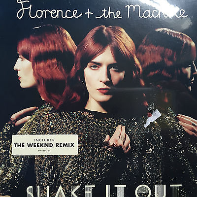 Florence & The Machine - Shake It Out * 7 Inch Vinyl * Mint Ltd * Free P&p Uk *
