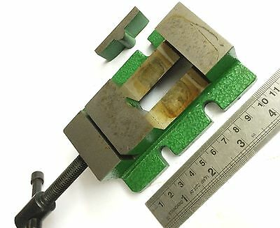 Small 44 mm Jaw Width Vertical slide's Vise Vice-Clamp Irregular Shapes also
