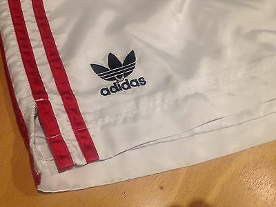 RARE Adidas Muhammad Ali Cassius Clay Boxing Shorts Trunks Men's Large Used