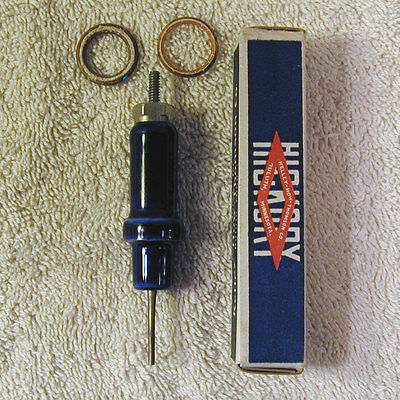 Vintage N.O.S. Hickory Replacement Spark Plug Core for Ford in Box