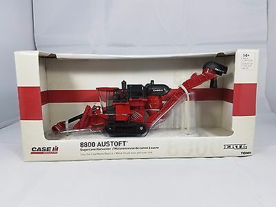 1/64th Case IH 8800 Austoft Sugarcane Harvester