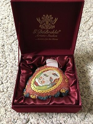G. Debrekht Family Unity Heart Box NIB