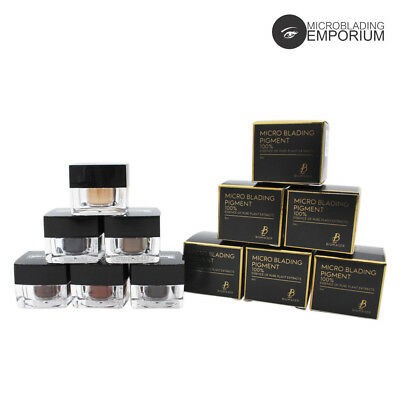 BIOMASER Microblading Pigment Tattoo Permanent Eyebrow Makeup Colour Ink SPMU