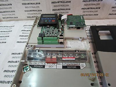 Allen Bradley Powerflex 400 30 Hp Drive 22C-D045A103 New
