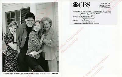 LADIES MAN Press Photo BETTY WHITE Sharon Lawrence ALFRED MOLINA Park Overall