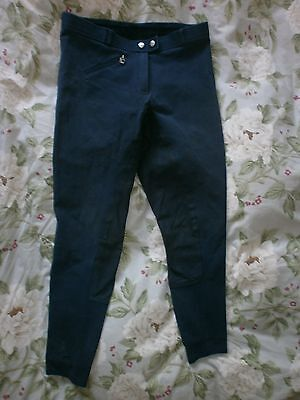 CAVALLO Ladies Full Seat Breeches Size 28