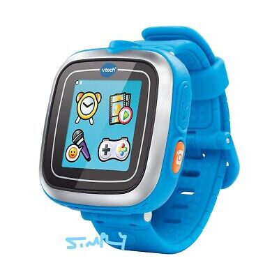 New ELC Boys and Girls Vtech Smart Watch Plus Blue Toy From 5 years