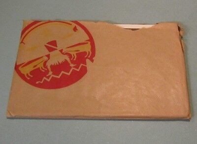 1920's Fred Harvey Albuquerque New Mexico Indians 10 Postcard Set with Envelope