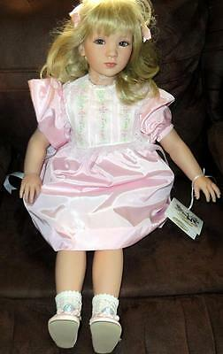"Very Rare Gadco Great American Doll Company 33"" ""Marlene Dietrich"" Doll LAST ONE"