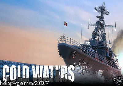 Cold Waters - PC Global Play Not Key/Code - Günstigst