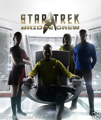 Star Trek Bridge Crew - PC Global Play Not Key/Code - Günstigst