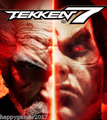 TEKKEN 7 - PC Global Play Not Key/Code - Günstigst