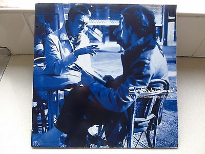 """The Style Council - My Ever Changing Mood - 12"""" Vinyl Single"""