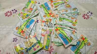 100 wrappers Bubble Gum Cikibom Mertsan