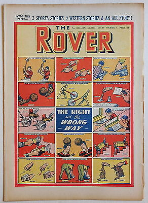 THE ROVER #1333 - 13th January 1951